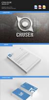 CRUSER Branding Identity