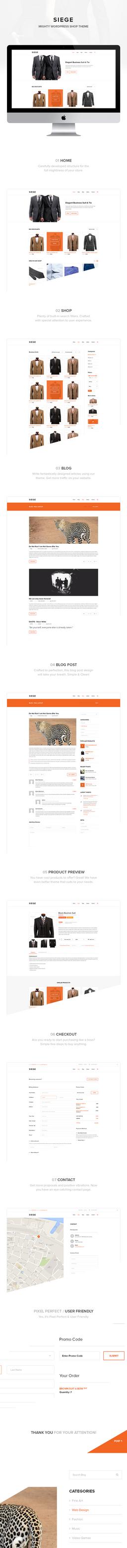 SIEGE - Powerful Wordpress Theme by Crowd-Themes by harmonikas996