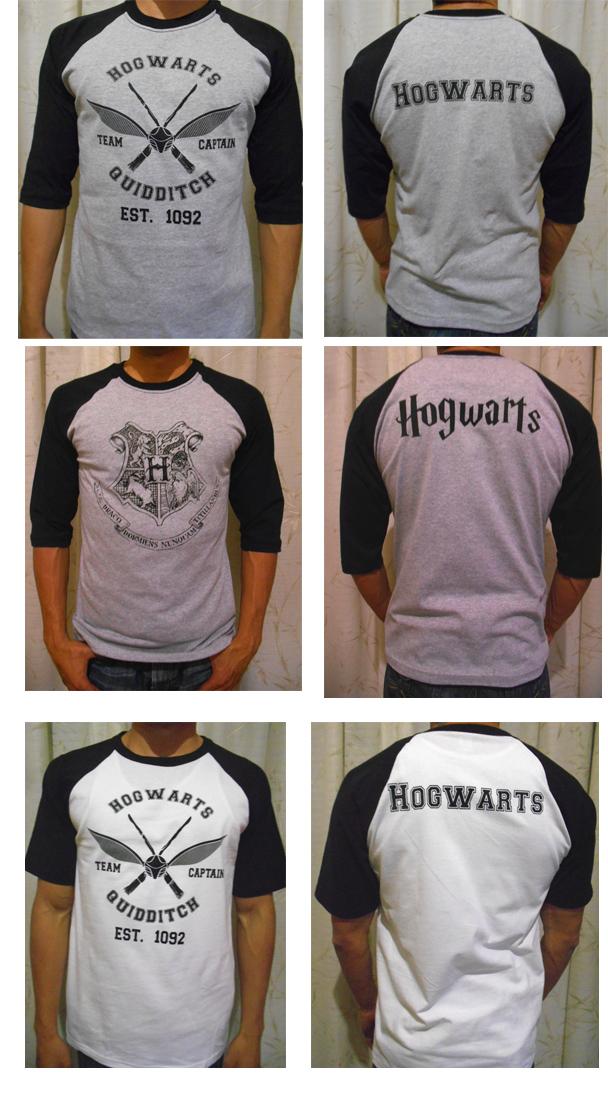 Tshirt Harry Potter by WichoRocker