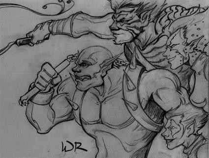 Thundercats WR by WichoRocker