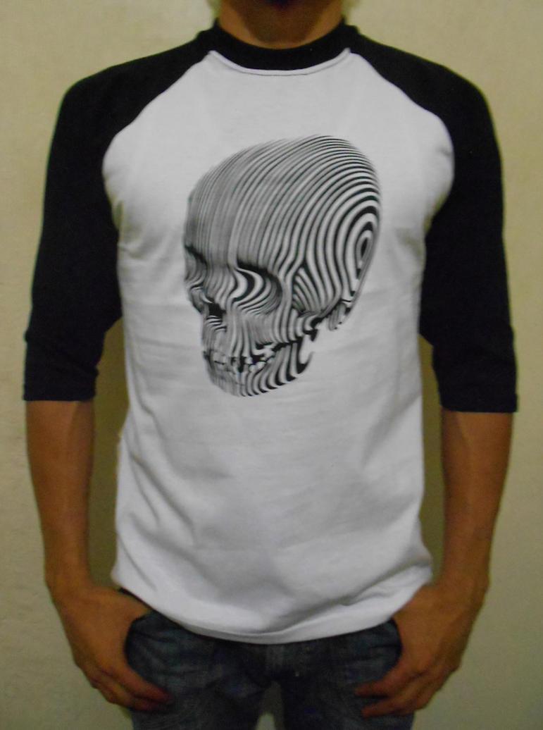 Skull tatto by WichoRocker