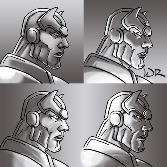 Thanos WR by WichoRocker