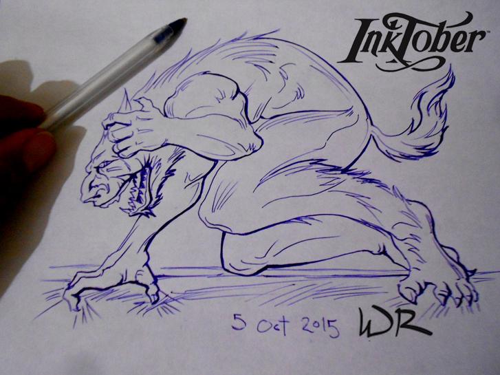 Werewolf by WichoRocker