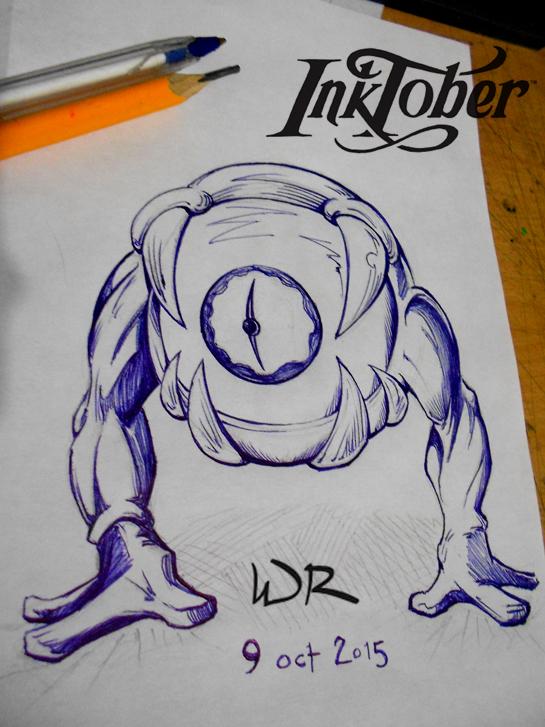 Eyeball by WichoRocker