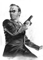 Agent Smith by donchild
