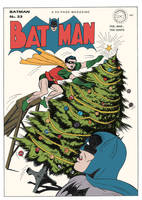 Batman Issue 33 by donchild