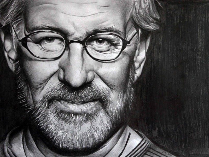 Steven Spielberg by donchild