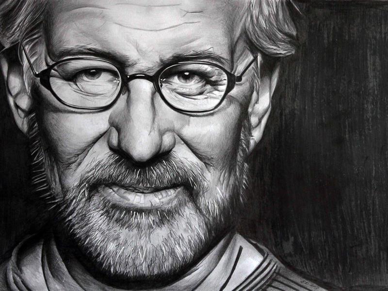Steven Spielberg by donchild