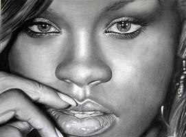 Rihanna 3 by donchild