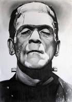 Frankenstein's Monster by donchild
