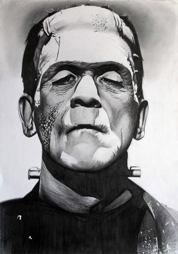 Frankenstein's Monster by donchild