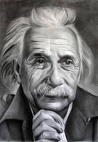 Albert Einstein 2 by donchild