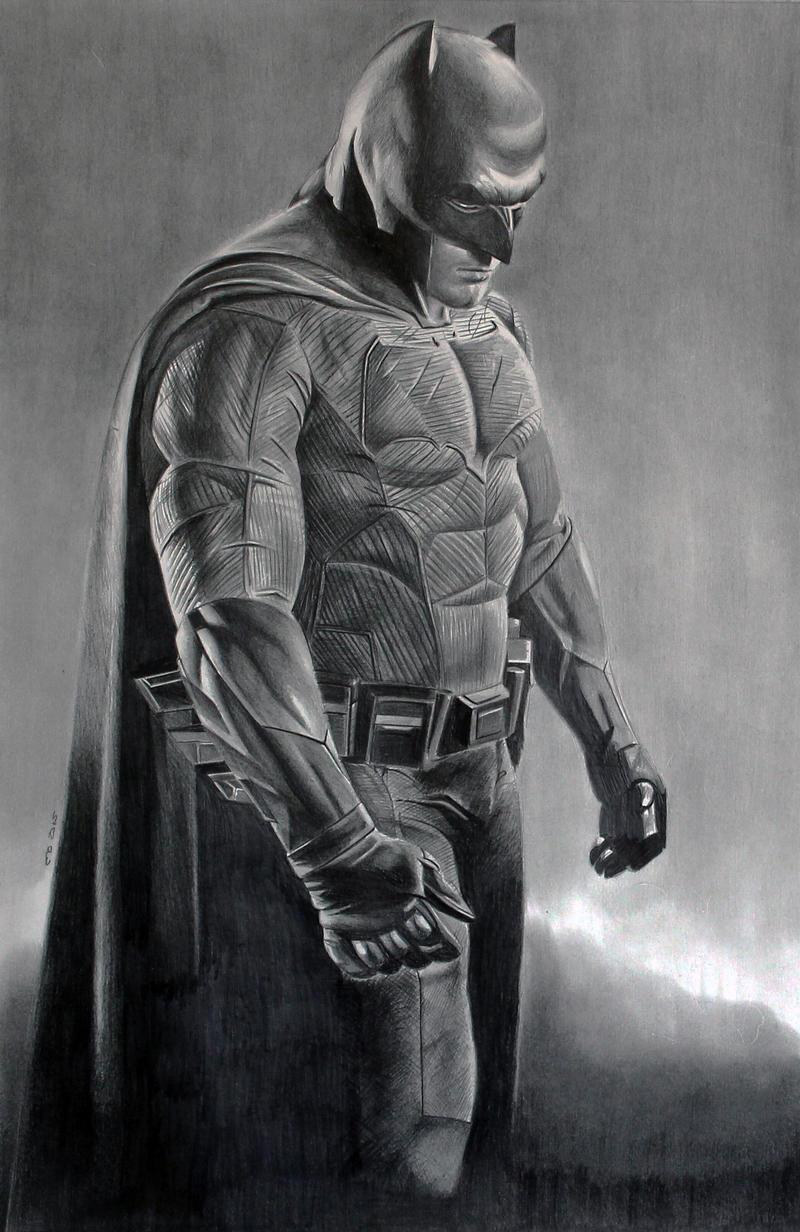 Ben affleck batman by donchild on deviantart - Ben affleck batman wallpaper ...