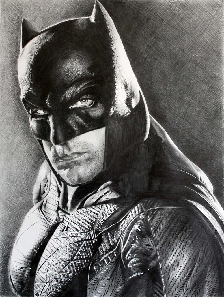 Batman Affleck by donchild
