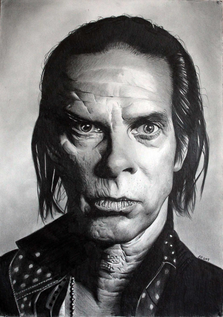 Nick Cave by donchild