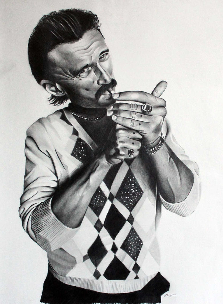 Begbie by donchild