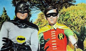 Batman and Robin 1966
