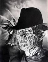Freddy Krueger by donchild