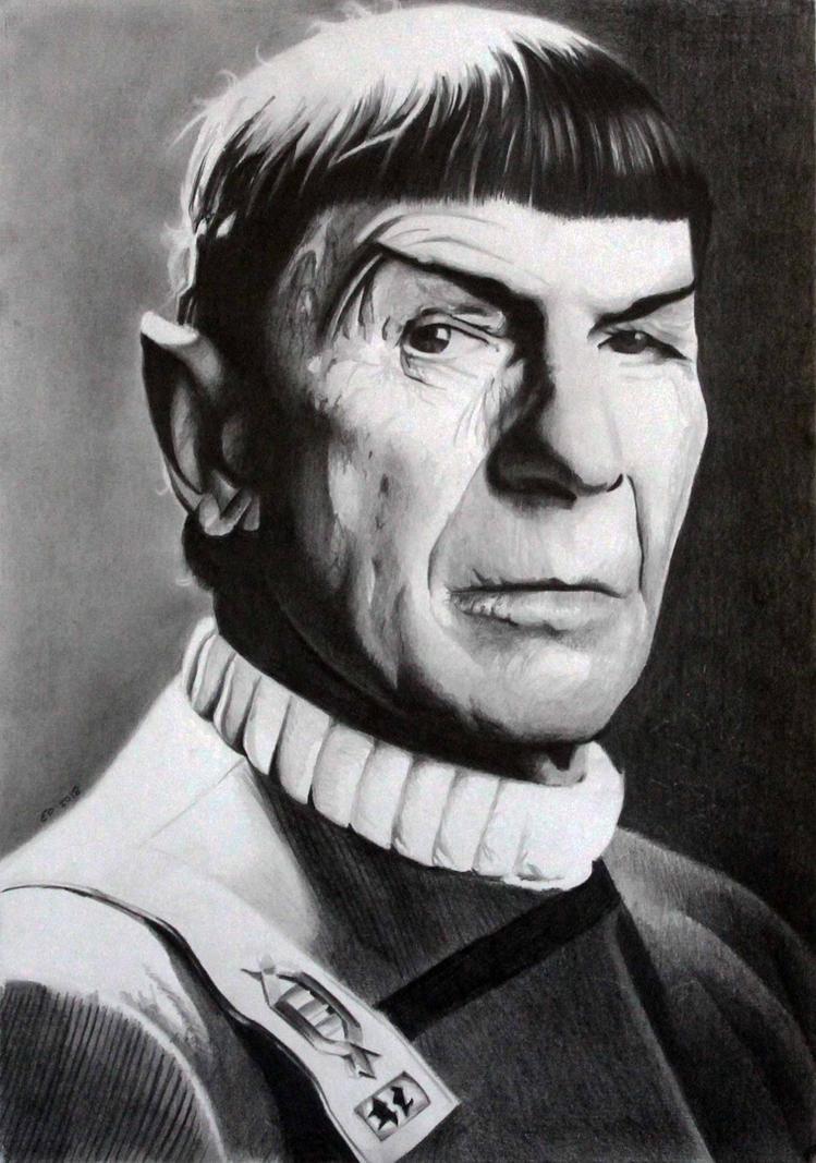 Mr Spock by donchild