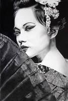 Geisha by donchild