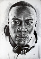 Dr Dre by donchild