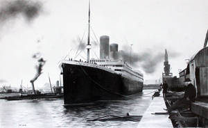 Titanic by donchild
