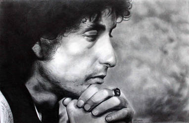 Bob Dylan 2 by donchild