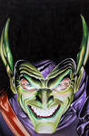 Green Goblin Alex Ross by donchild