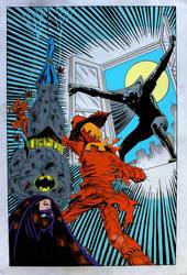 Breyfogle Batman