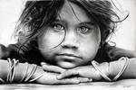 Little Girl by donchild