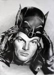 Adam West Batman by donchild