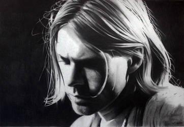 Kurt Cobain 2 by donchild