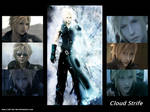 Cloud Strife - Emotion Within
