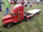 Tractor Trailer Go-kart