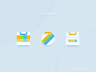 Store-Icon by fengsj