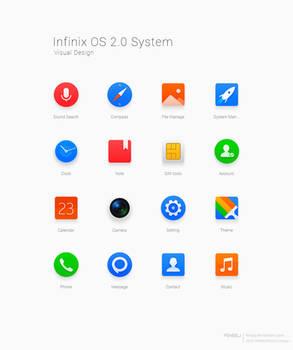 Infinix OS 2.0 Icon