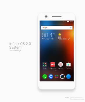 Infinix OS 2.0 System