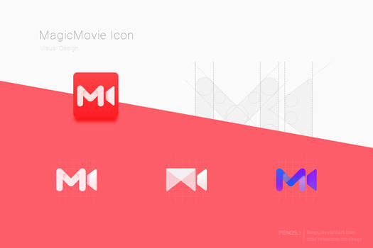Magicmovie App Icon