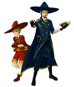 Artemis and Arthur