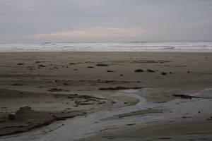 Winter Ocean by ArtistStock