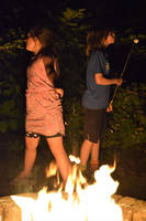 Using Fire... by ArtistStock