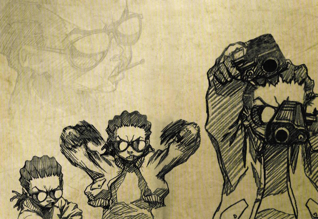 The Boondocks Wallpaper - Riley Freeman by Razpootin ...