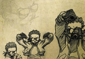 The Boondocks Wallpaper - Riley Freeman by Razpootin