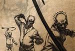 The Boondocks Wallpaper - Robert Freeman
