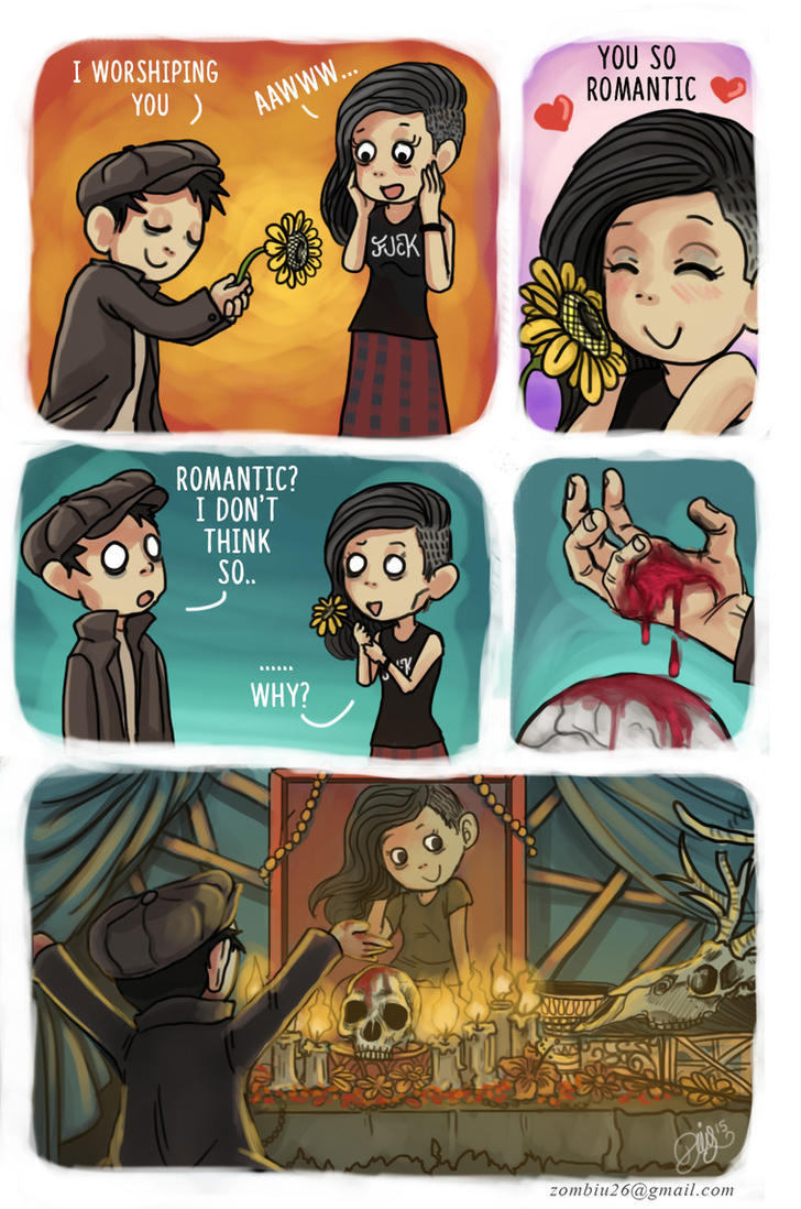 so romantic by niqwoz