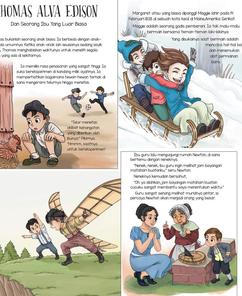 INVENTOR CHILDREN'S BOOK by niqwoz