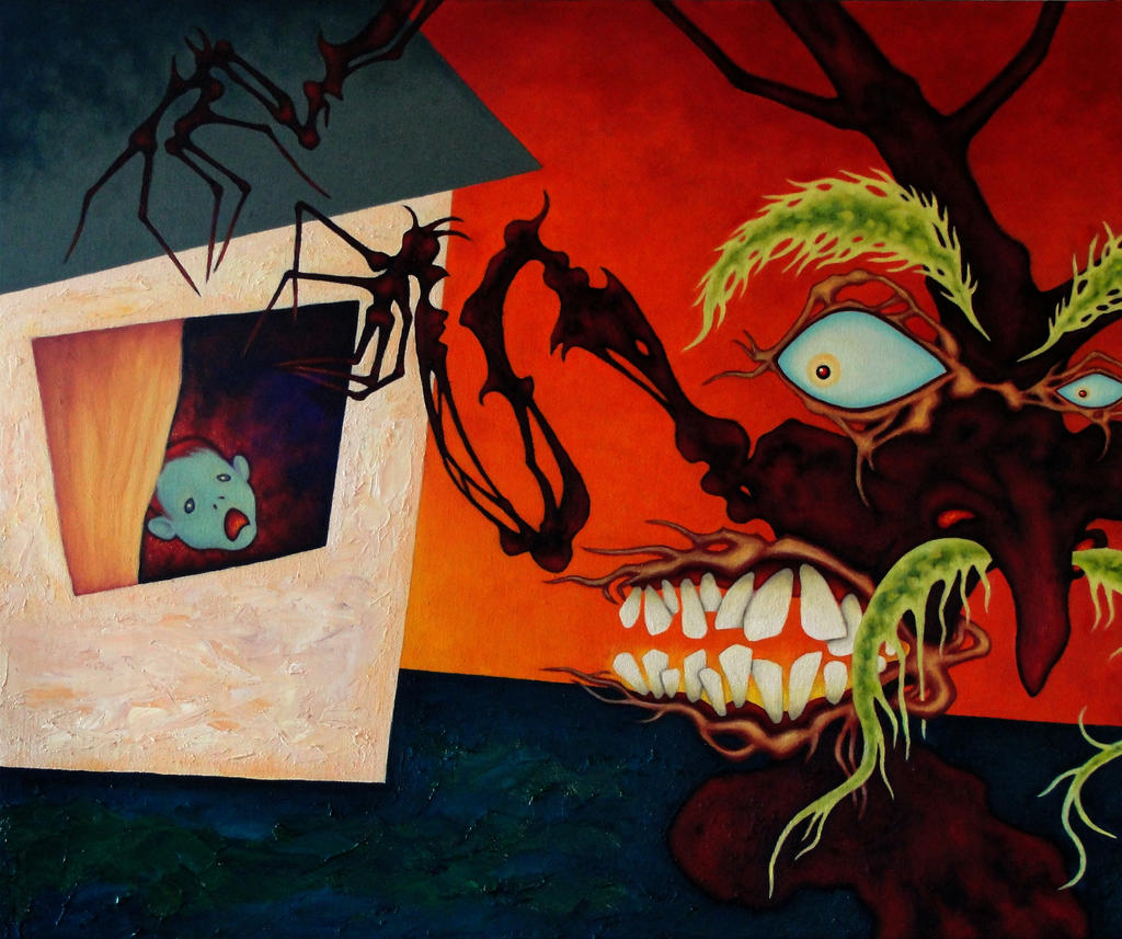 Night Terrors by bbyoung1971