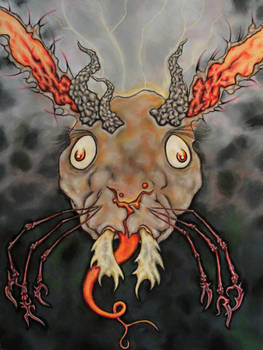 Lord of  the Jackalopes