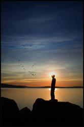 Follow The Midnight Sun by ageofloss