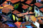 Roofs Of Florence by brut
